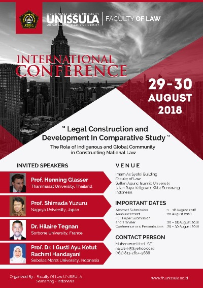 The 4rd International Conference and Call for Paper